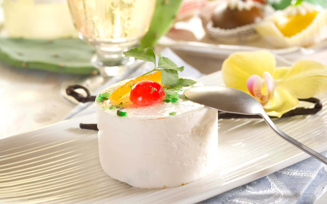 sicilian cassata icecream recipe