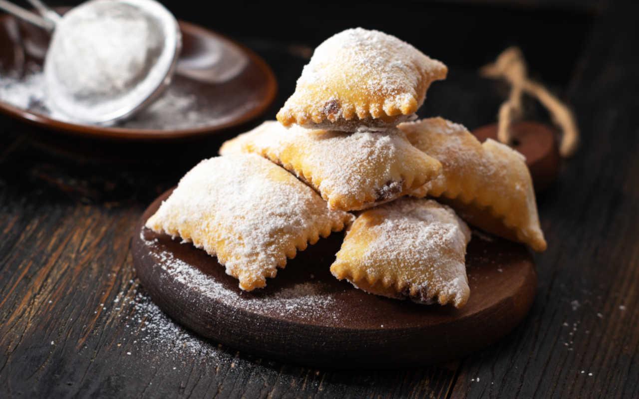 panzerotti ricotta cream recipe