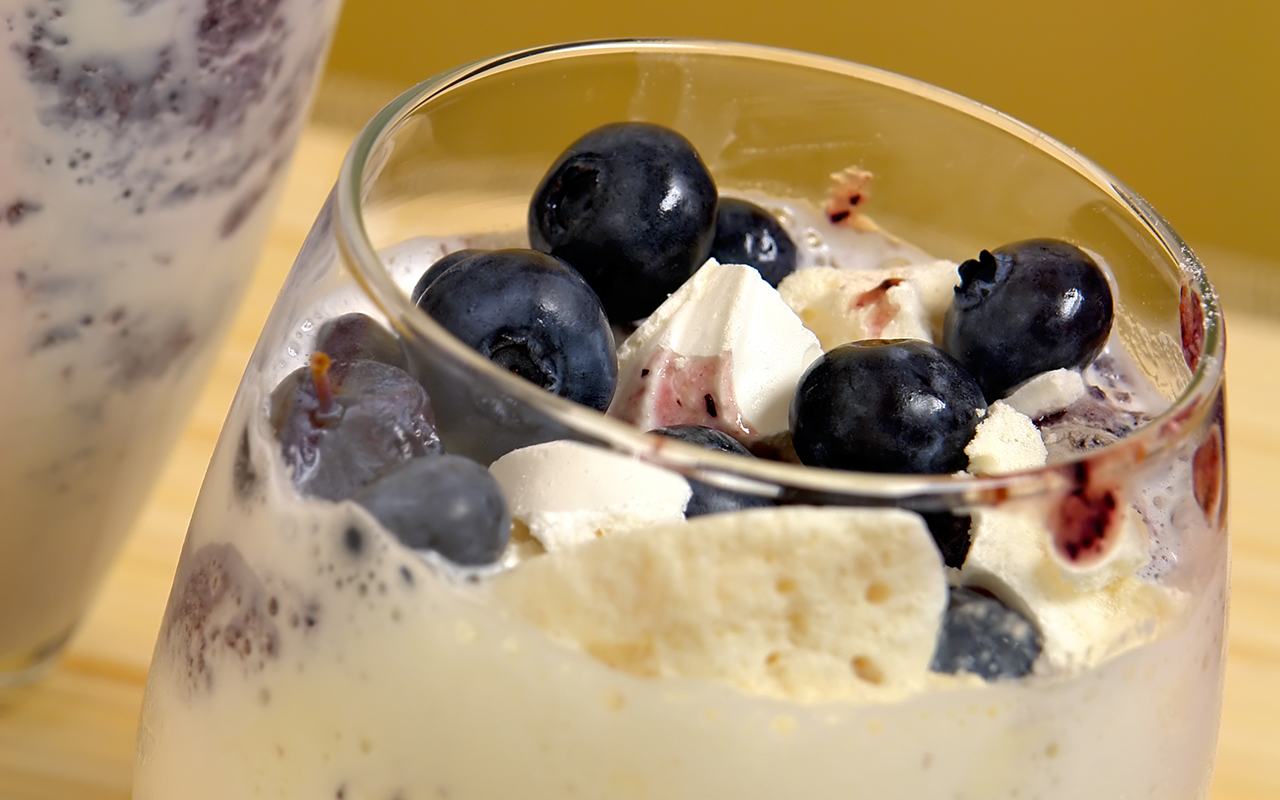 Blueberry dessert Recipe