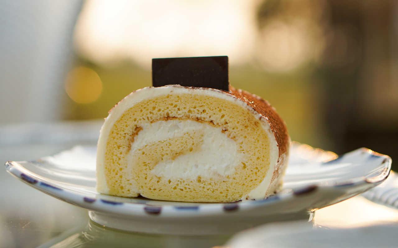ricotta cream roll recipe
